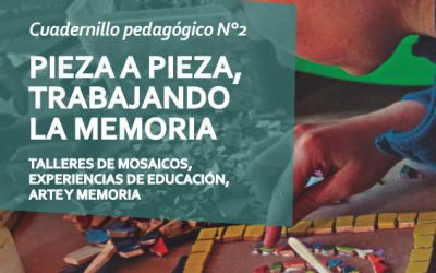 El arte del mosaico: herramienta para educar y salvaguardar la memoria