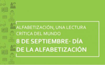 Cartilla del Día Internacional de la Alfabetización