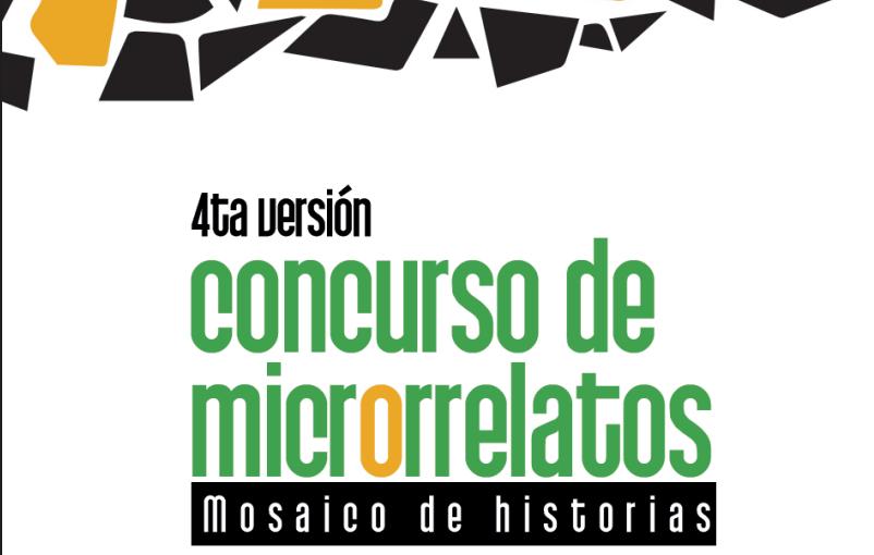 Se extiende plazo de postulación al Concurso de Microrrelatos 2021