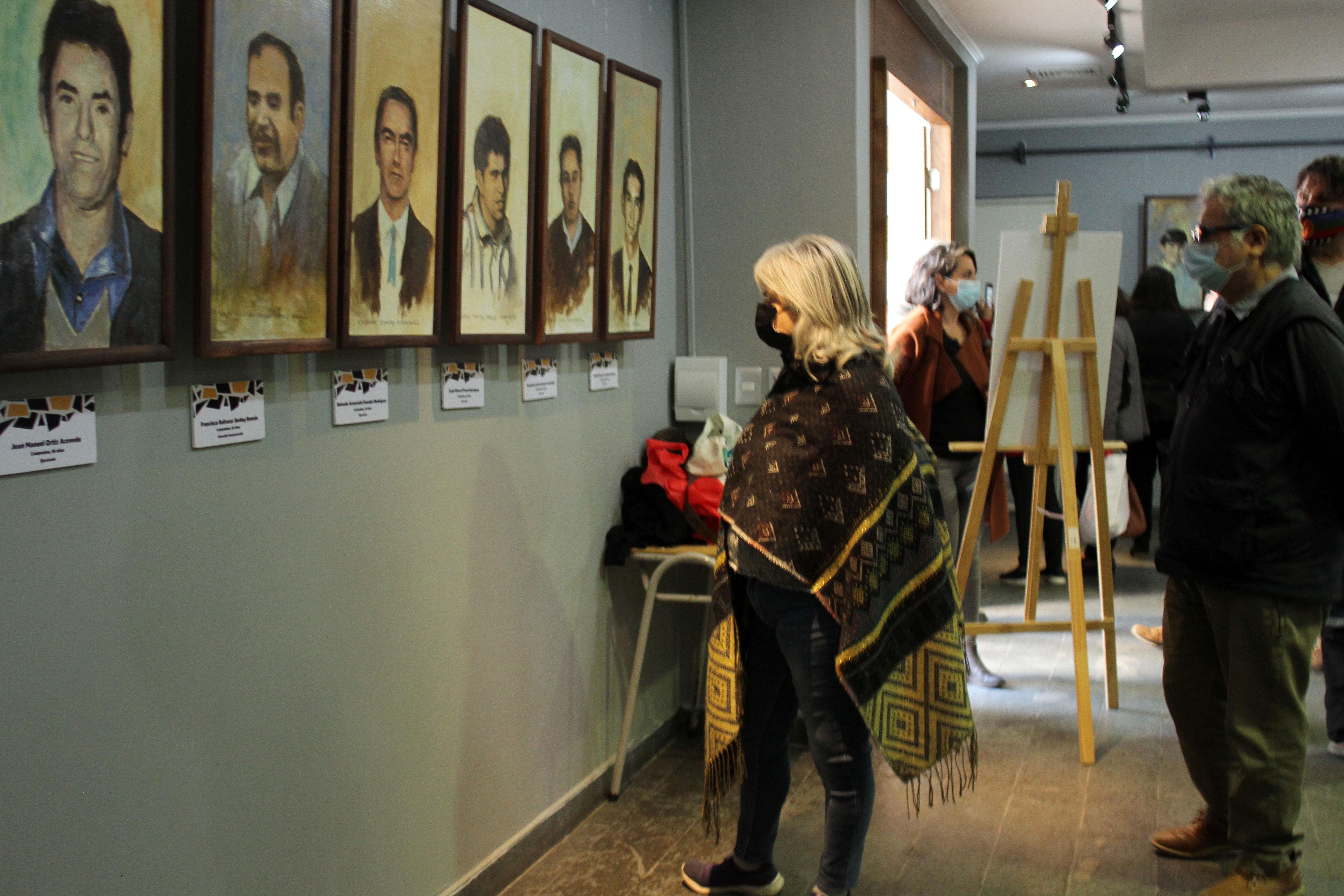 Retratos de la Memoria: han venido de vuelta, a romper el olvido